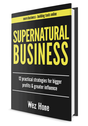 Supernatural Business Book Business Greenhouse