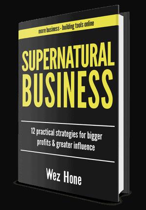 Supernatural Business Book Business Greenhouse