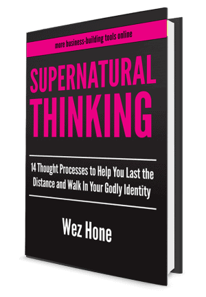 Supernatural Thinking Book