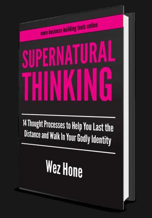 Supernatural Thinking Book